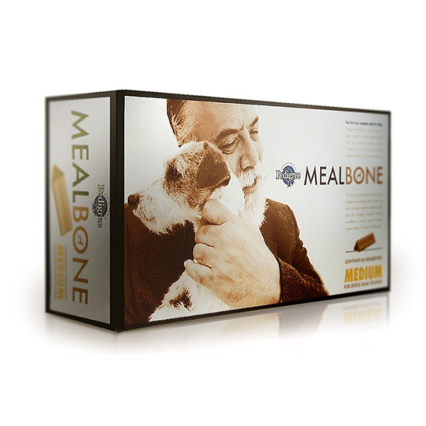 Pedigree // Mealbone Dog Treats