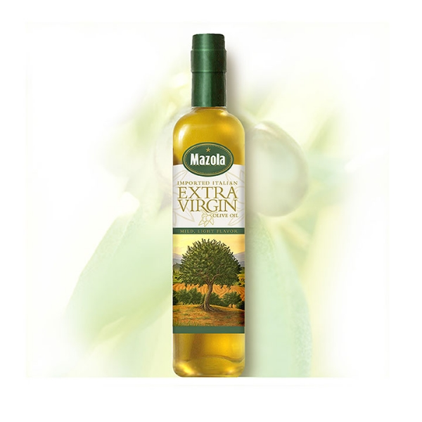 Mazola // Extra Virgin Olive Oil