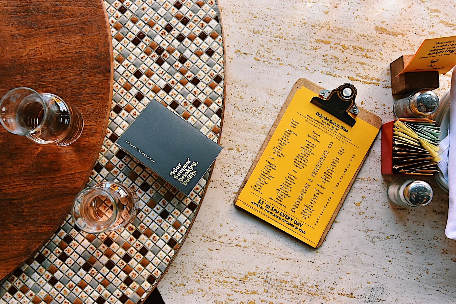 A Pocketsized Field Guide Full Of 2for1 Craft Beverages! The Passport  Program