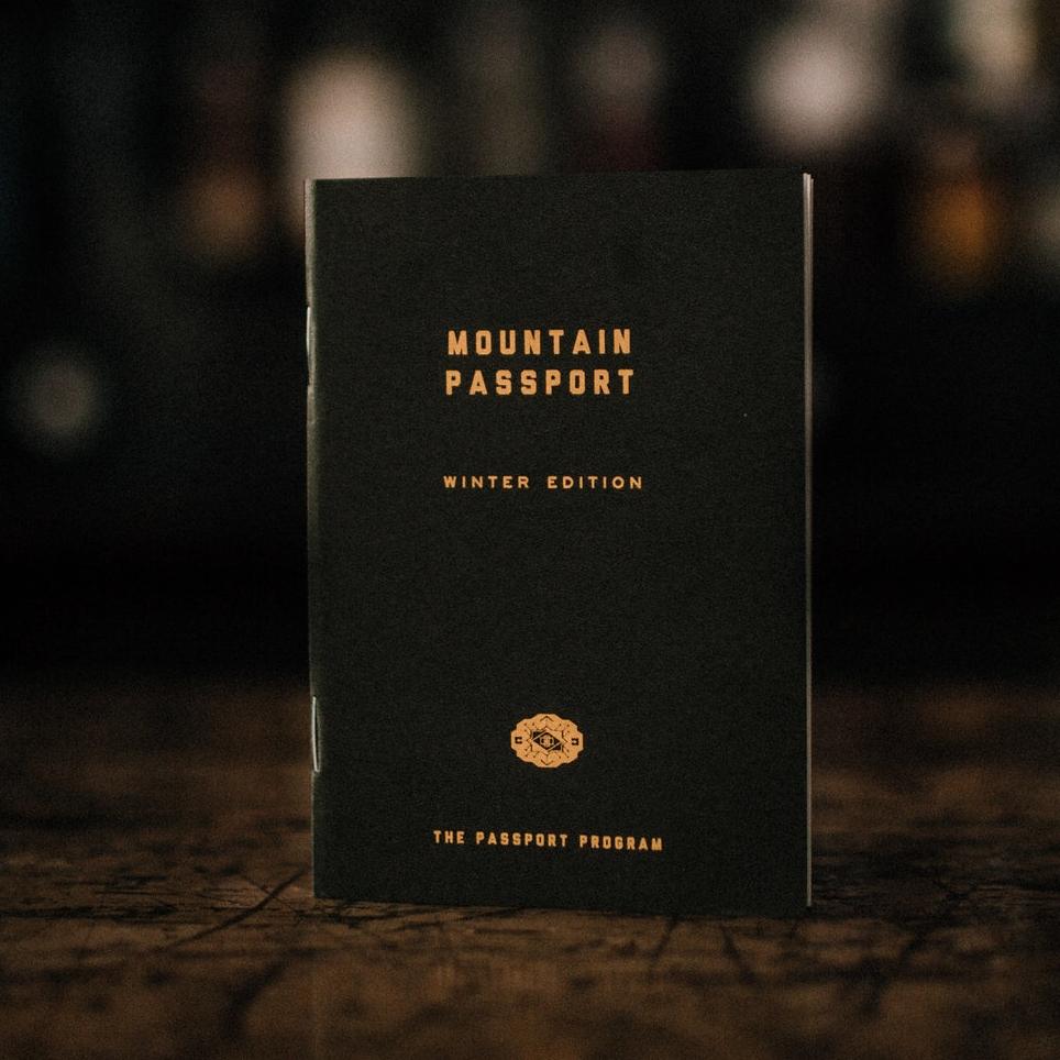THE '17-'18 MOUNTAIN PASSPORT WINTER EDITION*