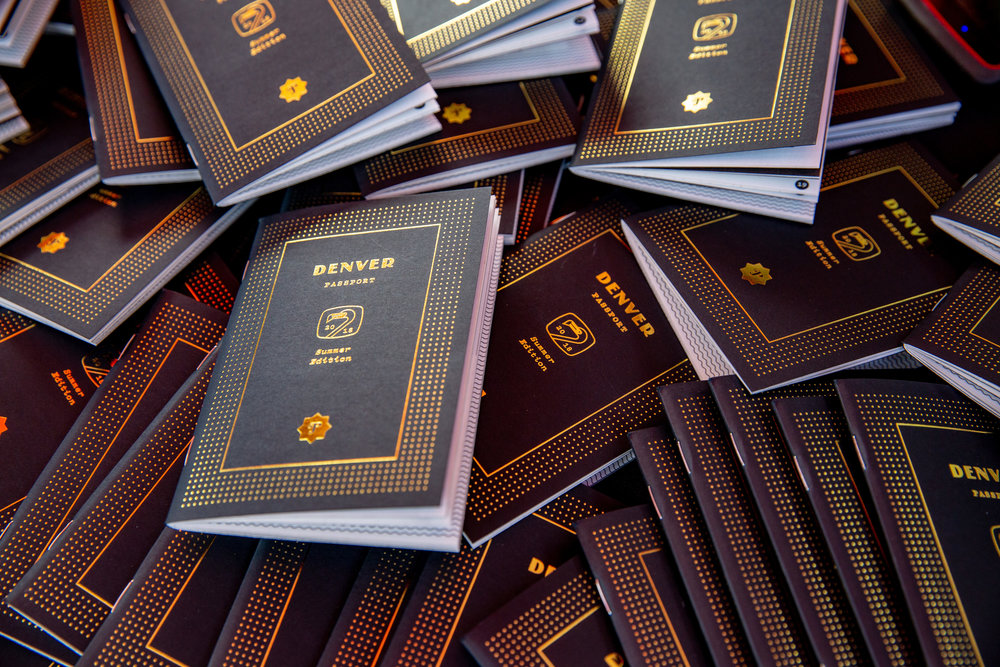 passports - What better way to participate in the Passport Program than to give Passports to your staff, clients, friends, and family? These boozy field-guides make great gifts and an awesome way to bring your team together for a round (or two) of drinks!