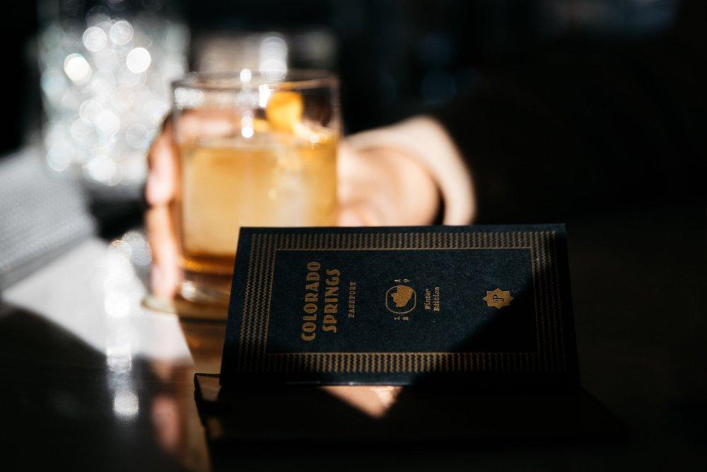 COLORADO SPRINGS PASSPORT -