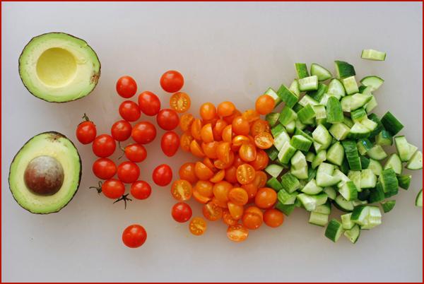 israeli salad 2