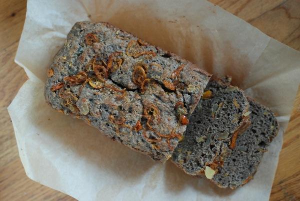 Buckwheat Kumquat Muffins