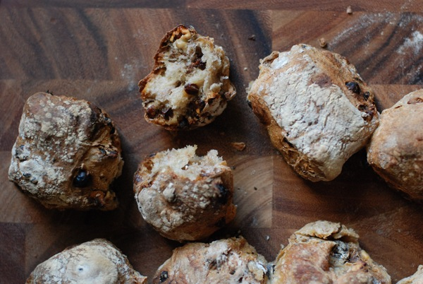 Raisin Walnut Rolls