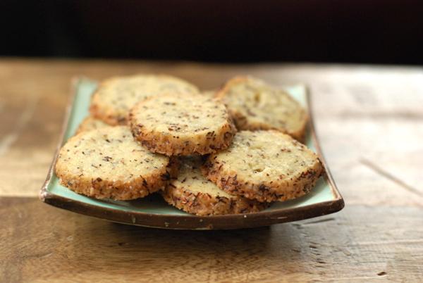 rooibos vanilla cookies batch 1 - 2