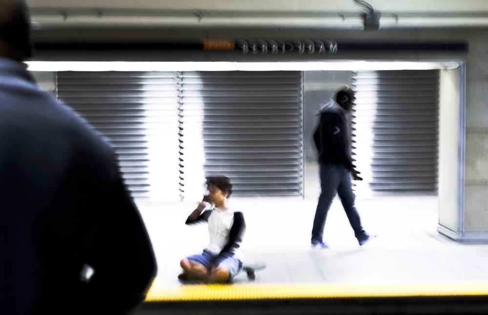 In His Element - Montreal Metro