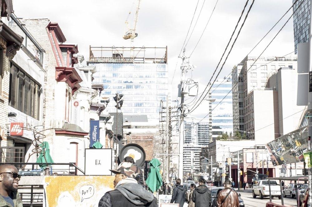Urban Core (2017)