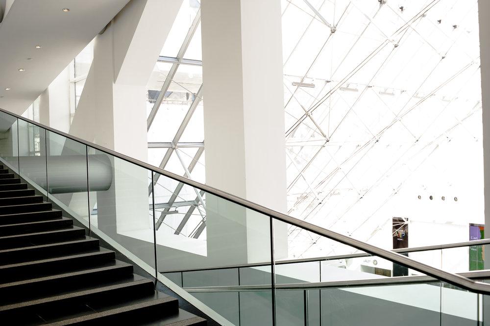 Atrium at the Musée (2018)