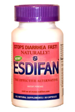 "Esdifan is an all-natural product that is tailored to those that have suffered from the pains and i             nconvenience        Normal   0               false   false   false     EN-US   X-NONE   X-NONE                                                                                                                                                                                                                                                                                                                                                                           /* Style Definitions */  table.MsoNormalTable 	{mso-style-name:""Table Normal""; 	mso-tstyle-rowband-size:0; 	mso-tstyle-colband-size:0; 	mso-style-noshow:yes; 	mso-style-priority:99; 	mso-style-parent:""""; 	mso-padding-alt:0in 5.4pt 0in 5.4pt; 	mso-para-margin-top:0in; 	mso-para-margin-right:0in; 	mso-para-margin-bottom:10.0pt; 	mso-para-margin-left:0in; 	line-height:115%; 	mso-pagination:widow-orphan; 	font-size:11.0pt; 	font-family:""Calibri"",""sans-serif""; 	mso-ascii-font-family:Calibri; 	mso-ascii-theme-font:minor-latin; 	mso-hansi-font-family:Calibri; 	mso-hansi-theme-font:minor-latin;}    of diarrhea. Esdifan works effectively for about 85% of cusotmers who give it a try."