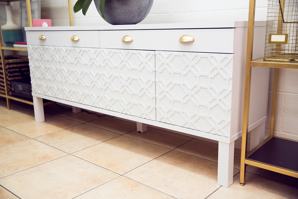 Credenza From Ikea : Transformation { tuesday } u2014 elle t. interior design