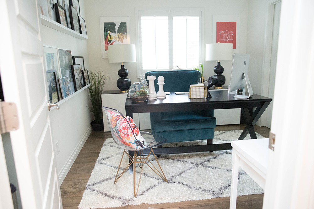 when melody approached us about designing her home office we knew right away this was going to be one of our favorite projects home office early