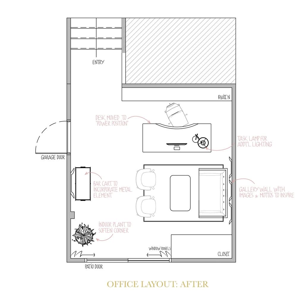 Feng Shui Home Office Elle T Interior Design
