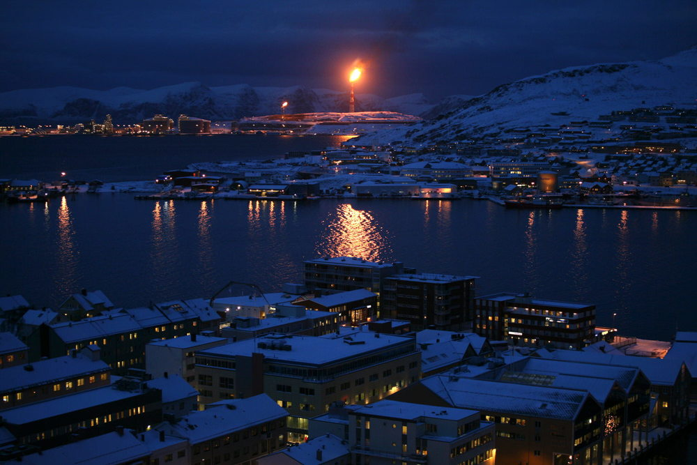 Snøhvit, Norway