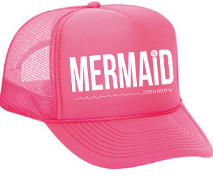 The Soul Project Mermaid Trucker Hat — The Soul Project 4f49a134f1f