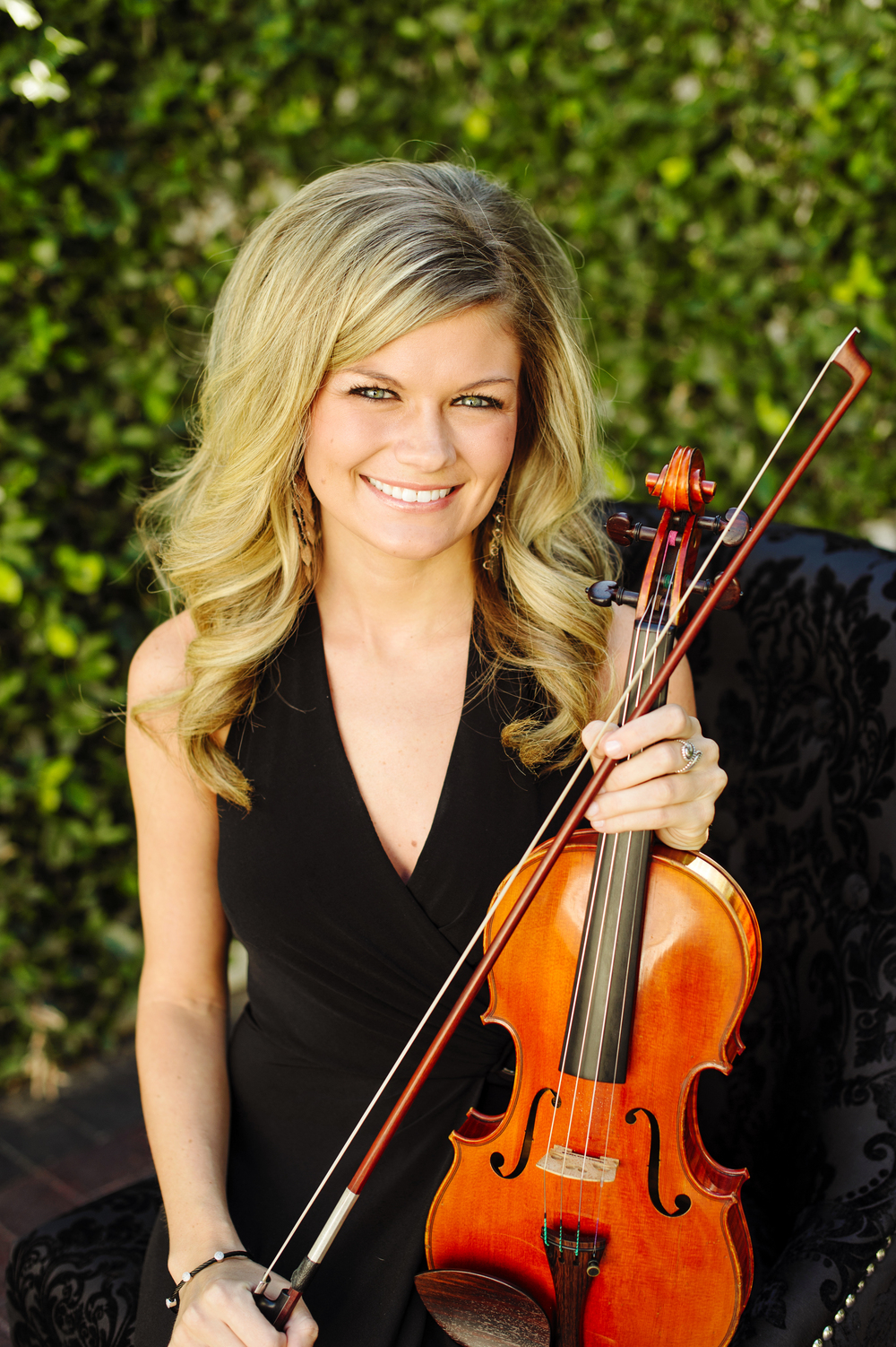 Violinist, Brittany Peterson