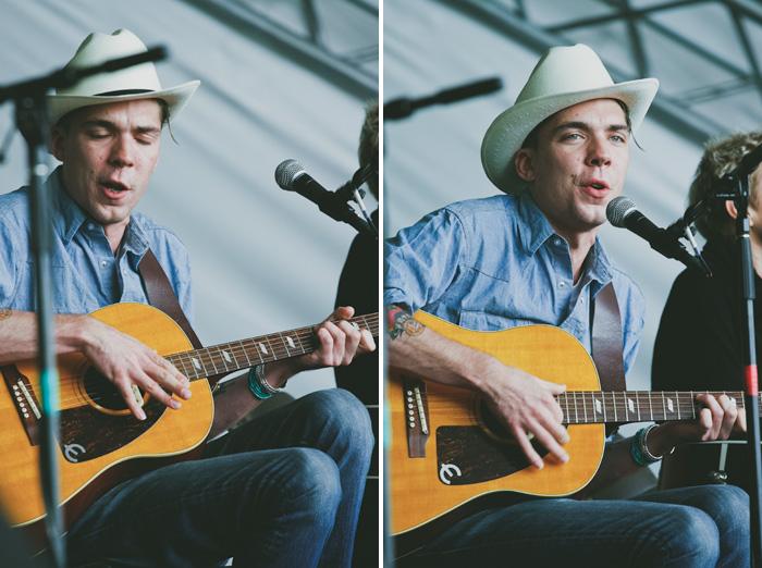 justin townes earle - 2008 winnipeg folk festival