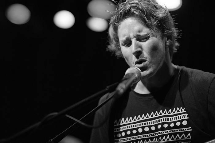 ben howard - kansas city - music photography