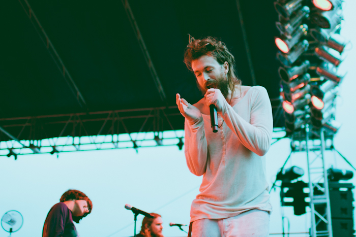 edward sharpe and the magnetic zeros - live letters - minneapolis