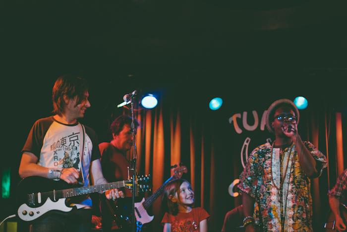 guitar party - turf club - saint paul, minnesota