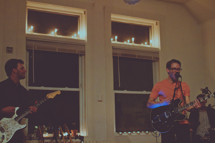 the farewell circuit - live letters house concert - minneapolis