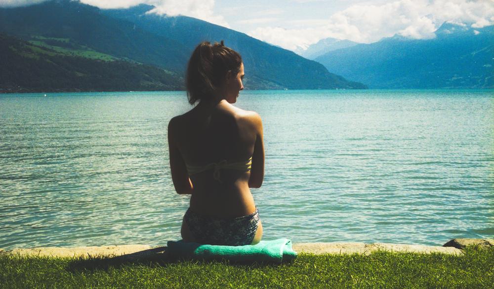 Thun, Switzerland/Canon AE1/Portra
