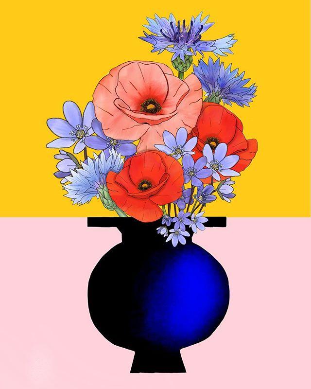 jeg har ik fået blomster endnu... siger det bare