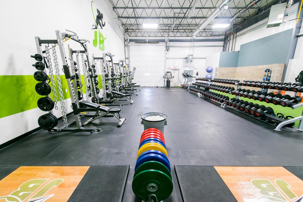 Jb performance training no contract gym saskatoon