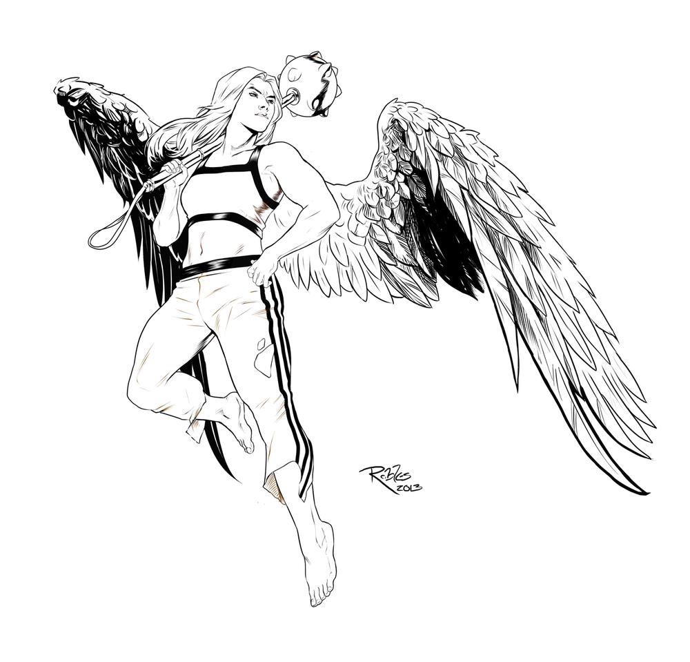 HawkGirl/Shayera Hol