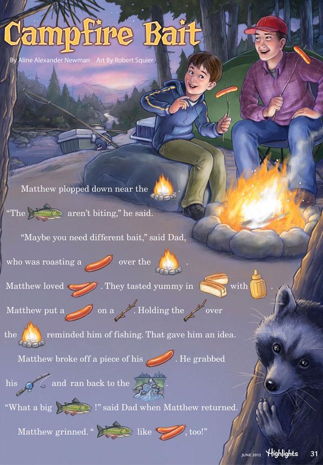 Campfire Bait
