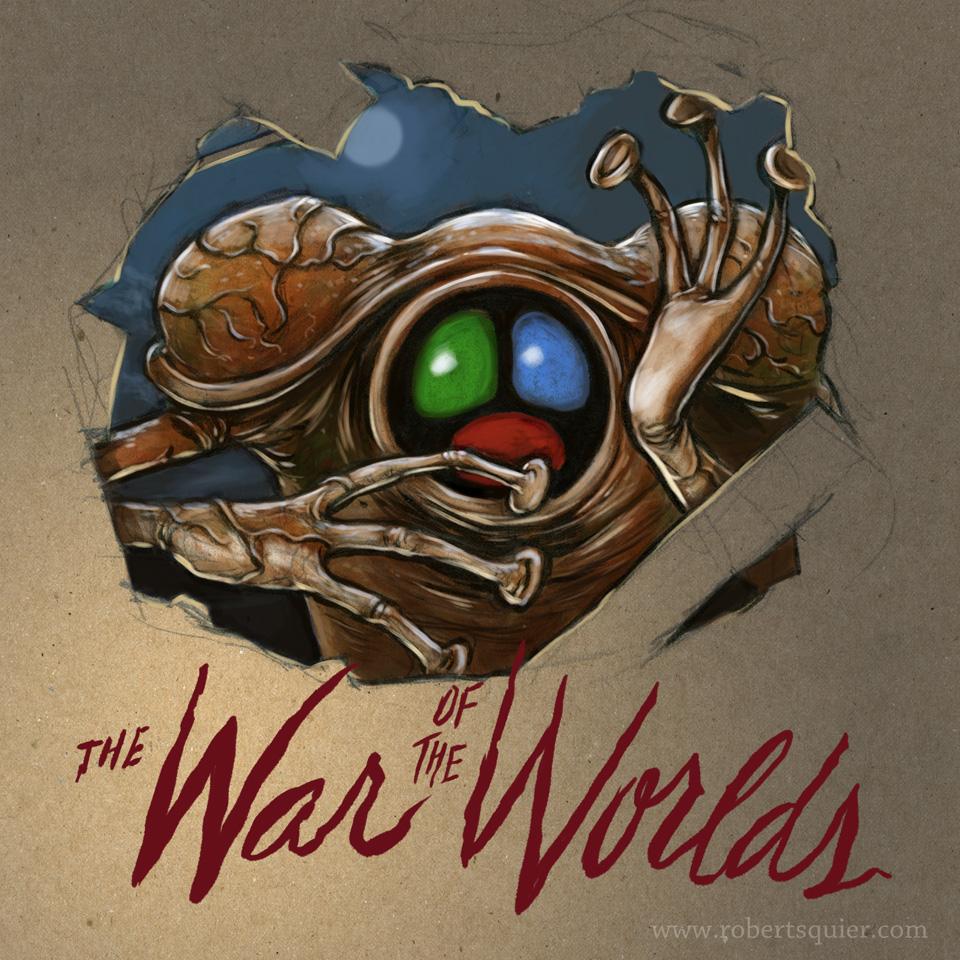 War of the World Alien