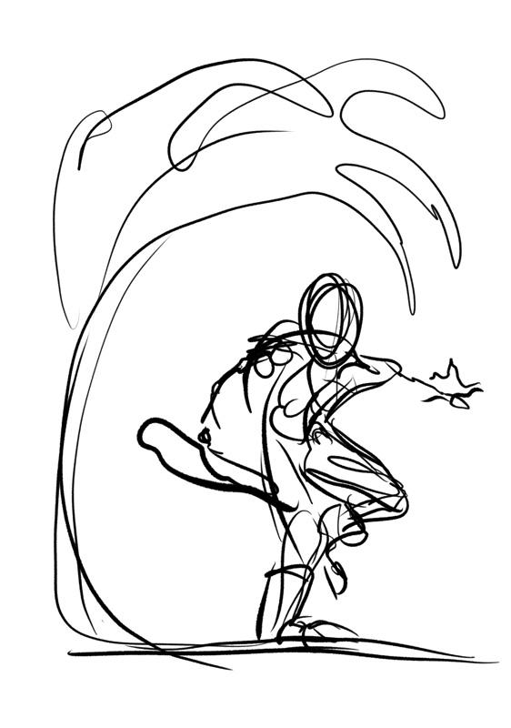 WIP: Napkin Sketch