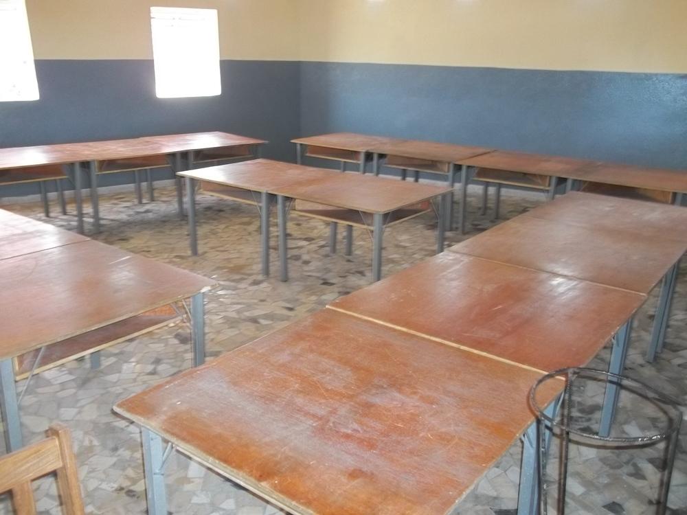 One classroom ready