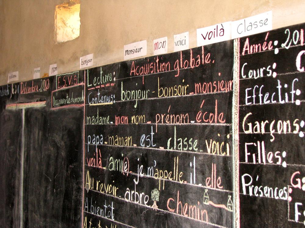Drew-Lick Service Learning Trip Santhiou Mame Gor, Senegal