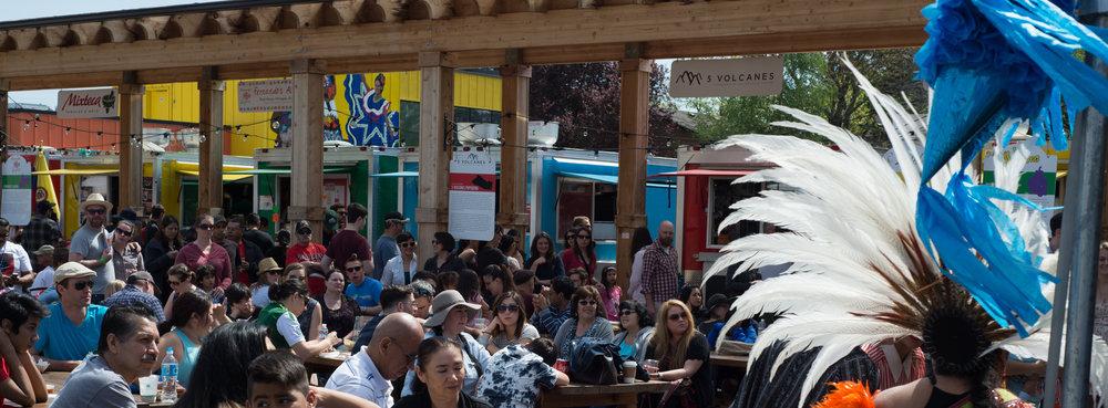 Organiza tus eventos en El Portland Mercado.