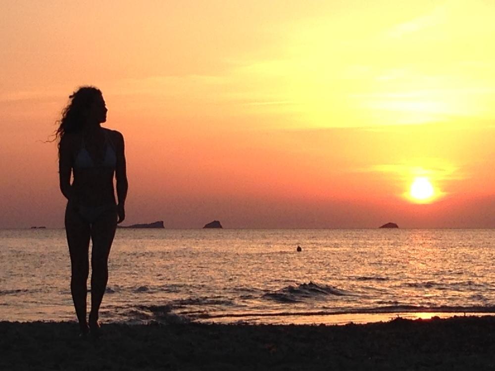 Calle Comte Beach. Ibiza June 2014. ©DrNikkiNoce