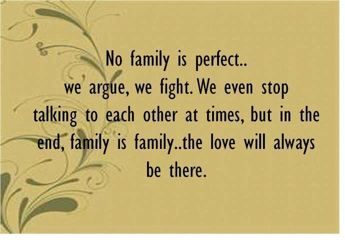 Your Family Is Meant To Push Your Buttons