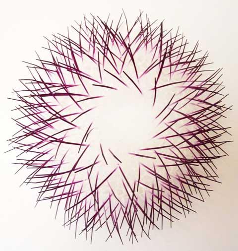 Kina Purple $445 (44cmx44cmx17cm)