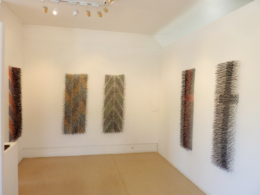 New Fibres, Hullabaloo Art Space 2015