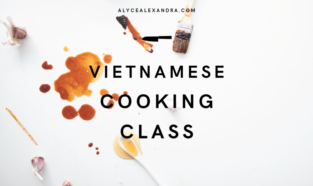 Our Thermomix Vietnamese Cooking Class