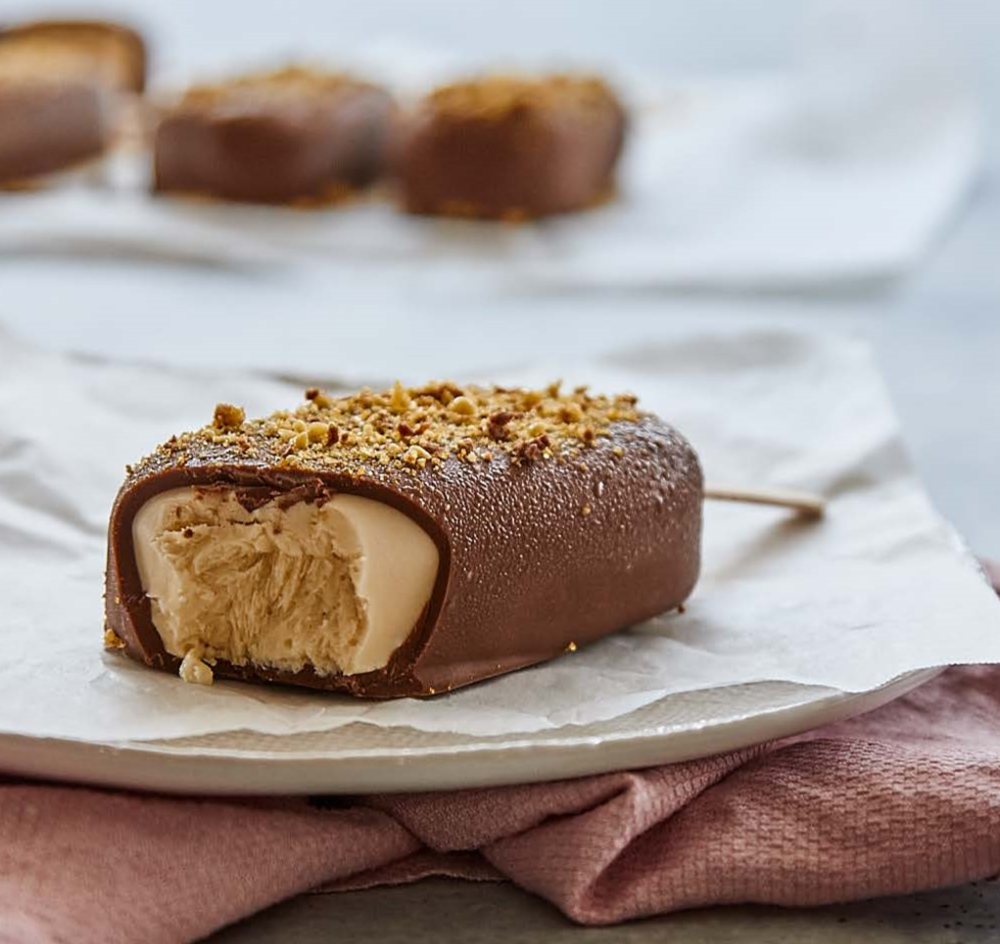 thermomix peanut butter pops