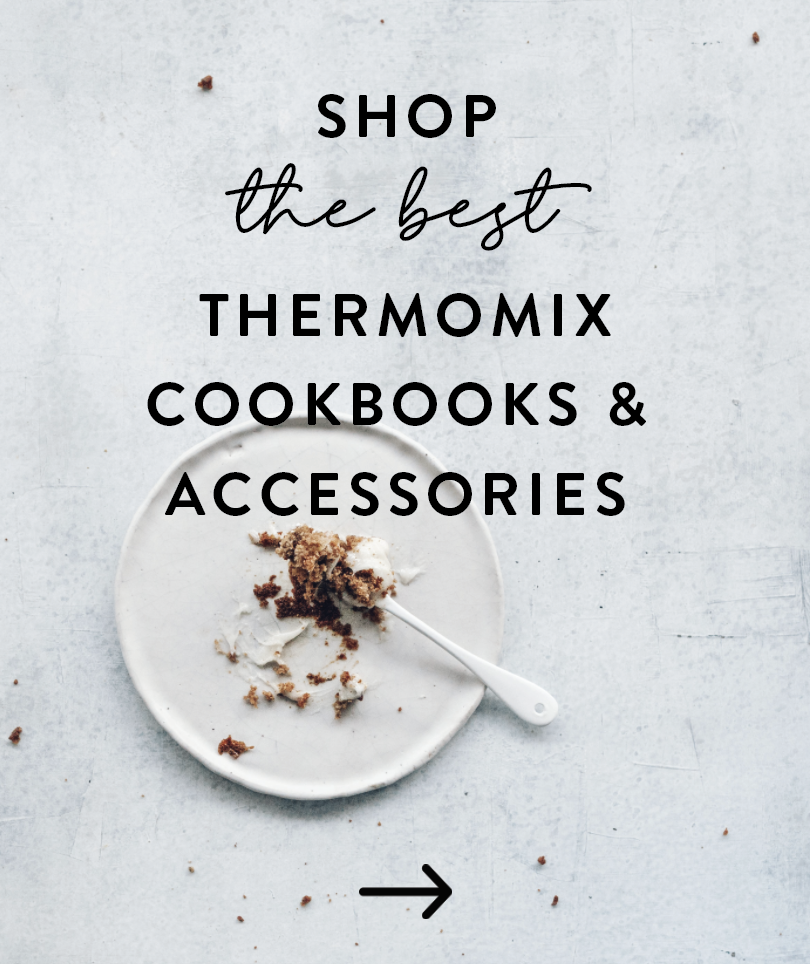 thermomix cookbooks and accessories