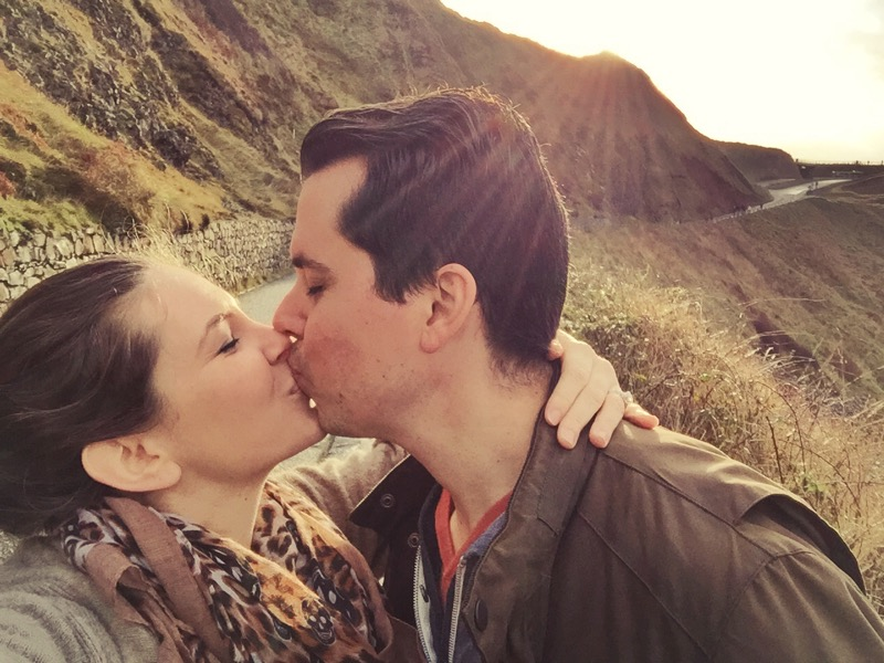 lauren and tyler knight giants causeway kiss aspiring kennedy