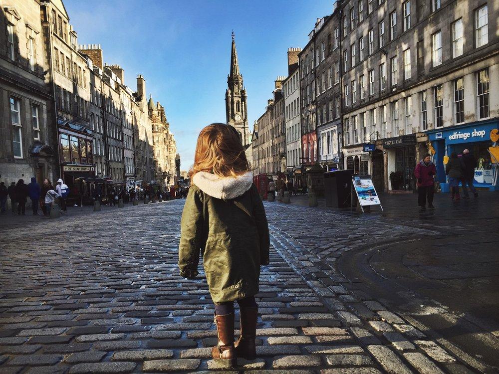 - Edinburgh