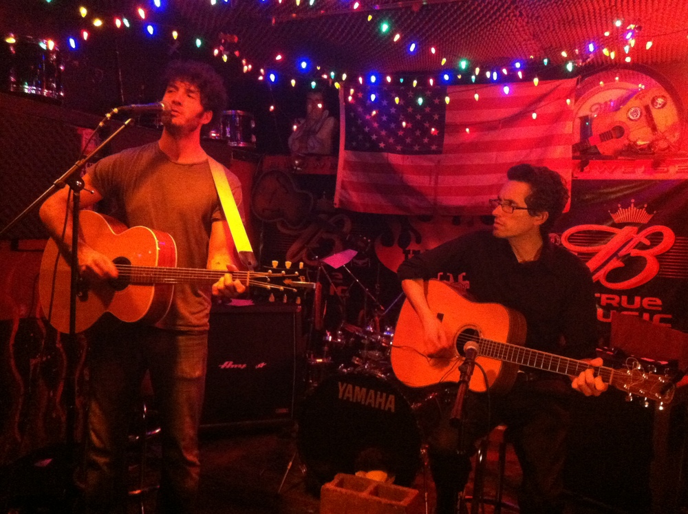 Hank's Saloon w/ Ryan Chaney, Brooklyn