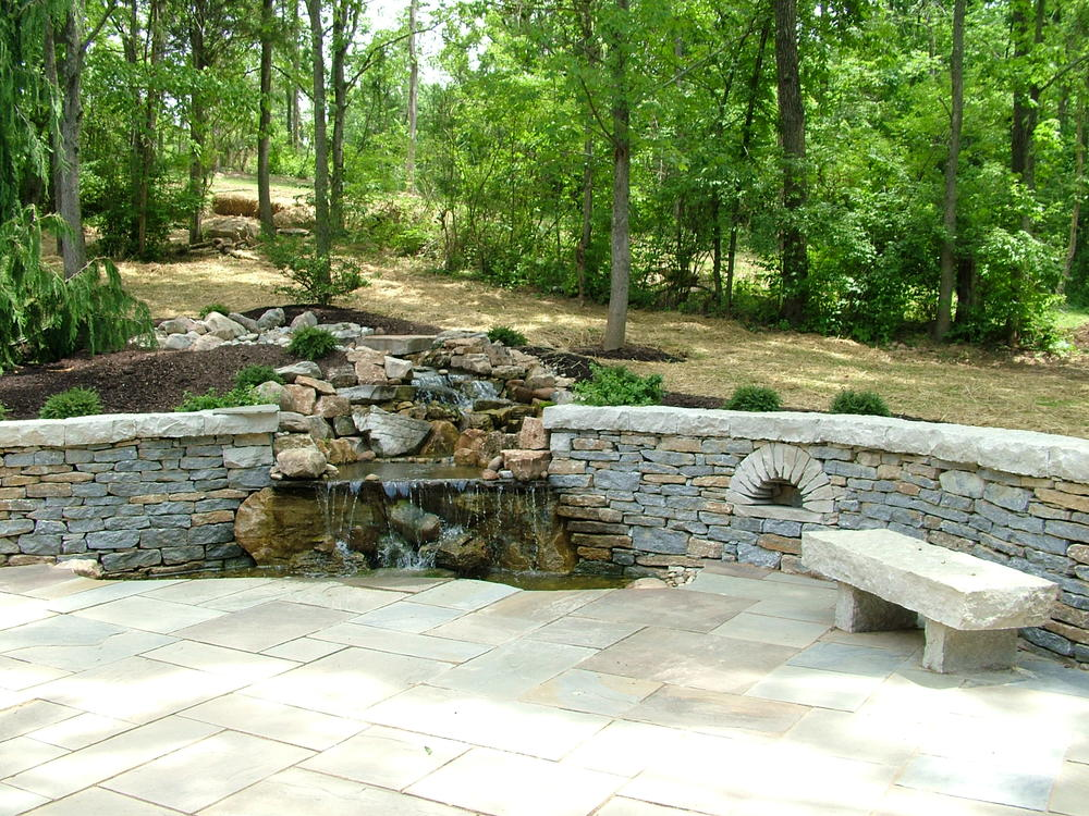 Welcome to a small sampling of some of our projects from our past 30 years of working in Custom Hardscape and Design
