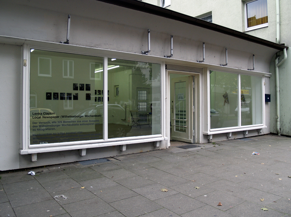 Installation as in Willhelmsburg, Hamburg