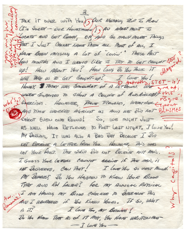 Corrected Love Letters LENKA CLAYTON