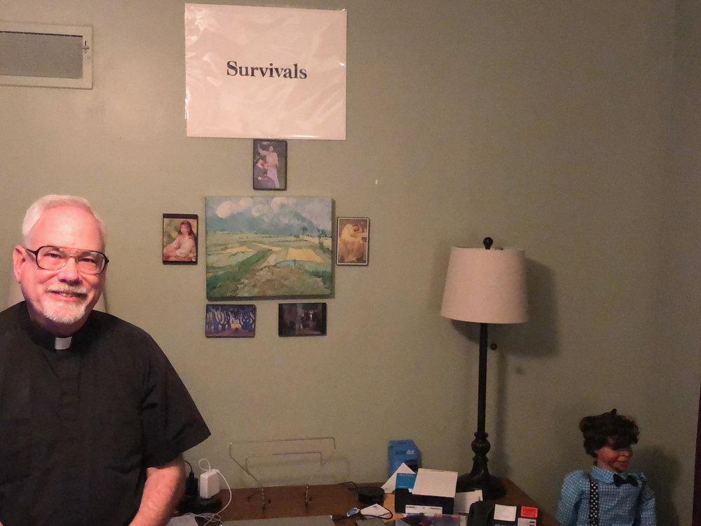 Copy of Fr. John E. Hissrich, Parish Chaplain, St. Valentine, Nativity, St. Germaine & St. Gabriel of the Sorrowful Virgin Parishes, Pittsburgh, PA