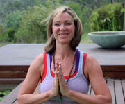 Maree Taylor yoga teacher